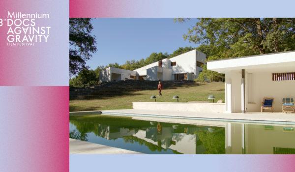 """Kadr z filmu """"Aalto – z miłości do architektury"""""""